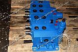 Гидрораспределитель РС-25.20 (3-х золотниковый) для погрузчиков и спецтехники, фото 3