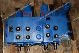 Гидрораспределитель РС-25.20 (160) (4-х золотниковый, 7-ми секционный) для погрузчиков и спецтехники, фото 4