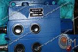 Гидрораспределитель РС-25.20 (160) (4-х золотниковый, 7-ми секционный) для погрузчиков и спецтехники, фото 5