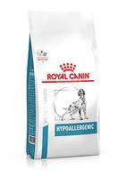 Сухой корм для собак с аллергией и непереносимость пищевых продуктов Royal Canin Hypoallergenic Canine