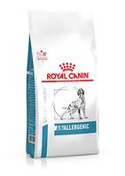 Сухой корм для собак c непереносимостью и ярко выраженной гиперчувствительностью Royal Canin Anallergenic