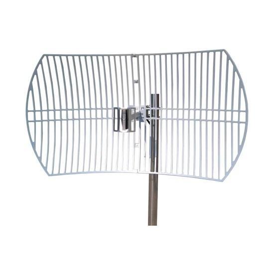 Антенна TP-Link TL-ANT2424B (Антенна, TP-Link, TL-ANT2424B,  24 дБи, 2,4 ГГц, разъём N (Мама))