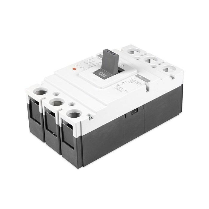 Автоматический выключатель iPower ВА57-400 3P  400A (Автоматический выключатель, iPower, ВА57-400 3P 400A)