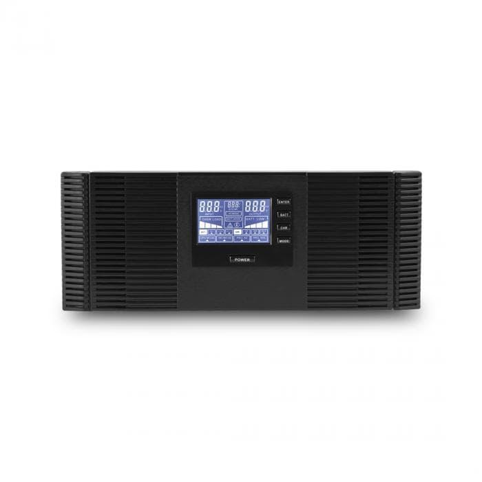 Инвертор SVC DI-800-F-LCD (Инвертор, SVC, DI-800-F-LCD,  Мощность 800ВА/640Вт, Вход 12В и/или 220В, Выход 220В