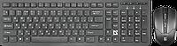 Комплект беспроводной клавиатура + мышь Defender Columbia C-775 RU (Black)