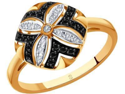 Золотое кольцо SOKOLOV 7010048_17