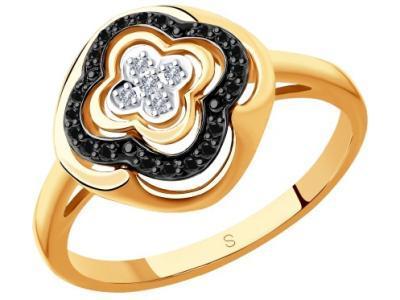 Золотое кольцо SOKOLOV 7010047_17