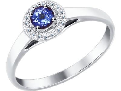 Золотое кольцо SOKOLOV 6014079_17