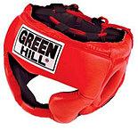 Боксерский шлем Green Hill, фото 3