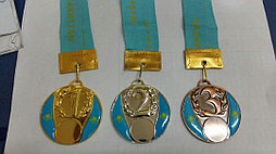 Медали Казакстан