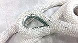 Кольца гимнастические подвесные (канат-нейлон, кольца металл), фото 3
