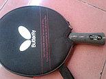 Ракетка для настольного тенниса butterfly fellow 300, фото 4