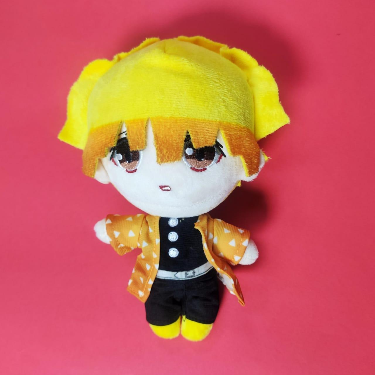 Плюшевая игрушка Зеницу Агацума