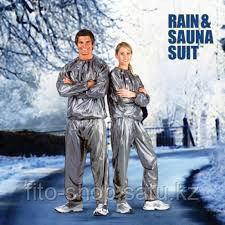 Костюм-сауна для снижения веса sauna suit