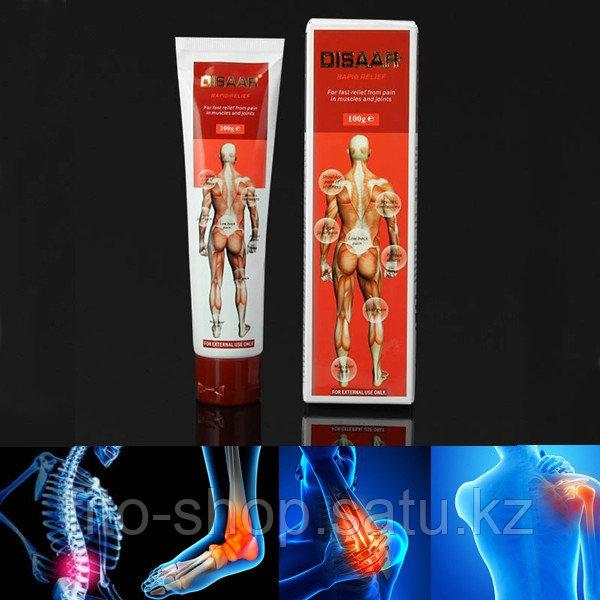 DISAAR - Мазь для лечения суставов согревающая 100гр