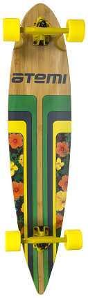 """Лонгборд цветы 40*9"""", ALB-6.16"""