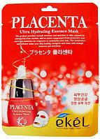 Маска для лица тканевая с экстрактом плаценты