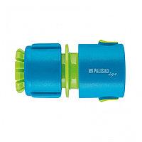 Соединитель пластмассовый, быстросъемный для шланга 1/2, Luxe Palisad