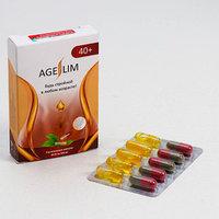 Блистер для контроля массы тела, AgeSlim 40, 20*500 мг