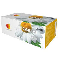 Фиточай травяной 'Ромашка', 20 фильтр-пакетов по 1,5 г.