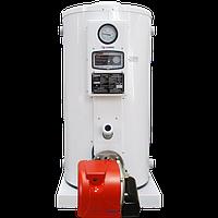 Двухконтурный дизельный котёл Cronos 3035 RD (горелка GPM 32) 350 КВт (373 л)