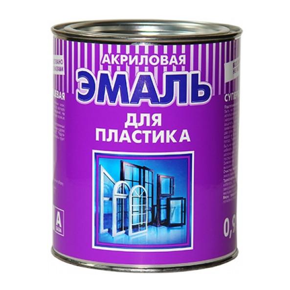 Эмаль для пластика и ПВХ Радуга-180