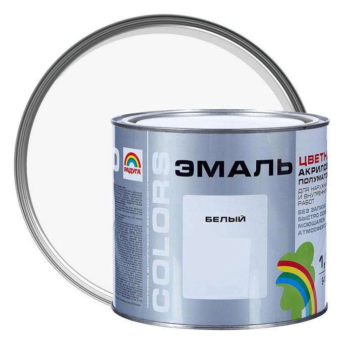 Эмаль цветная универсальная Радуга-220 Colors