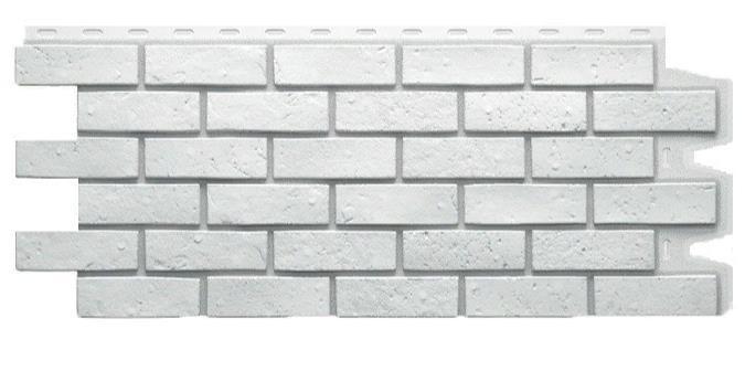 Фасадные панели BERG Дёке Серый 1015x434 мм