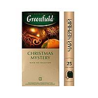 Greenfield Christmas Mystery, black 25 пак