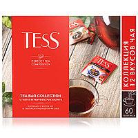 ТЕСС Набор пакетированного чая 12 видов