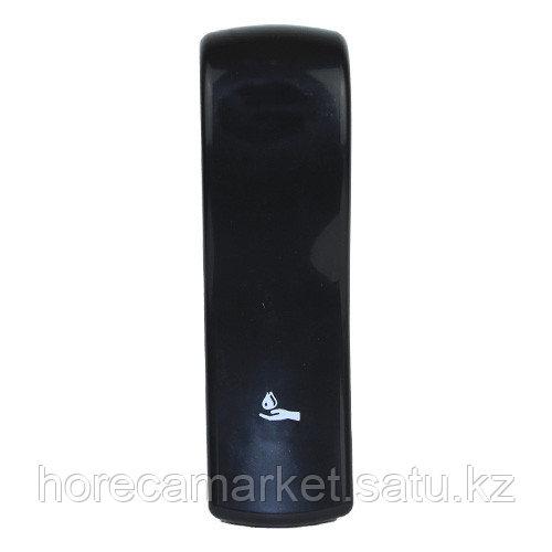 Дозатор для жидкого мыла 350мл черный