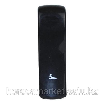Дозатор для жидкого мыла 350мл черный, фото 2