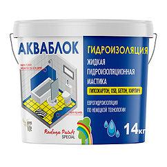 Мастика гидроизоляционная Радуга Акваблок