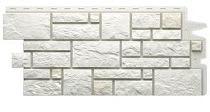 Фасадные панели BURG Дёке Цвет Шерсти 946x445 мм (0,42 м2)