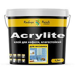 Клей для кафеля и мозаики Acrylite