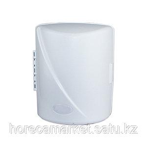 Диспенсер для бумажных полотенец в рулоне белый