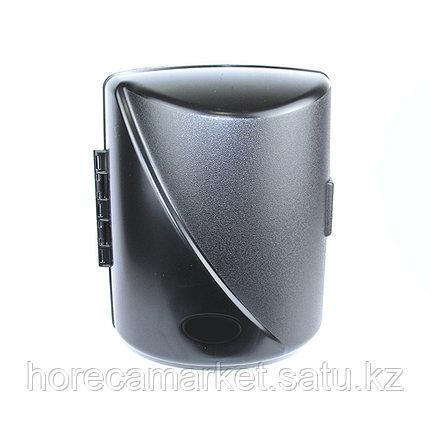 Диспенсер для бумажных полотенец в рулоне черный, фото 2
