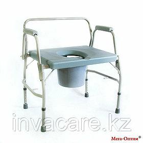 Стул с санитарным оснащением повышенной грузоподъемности HMP-7012
