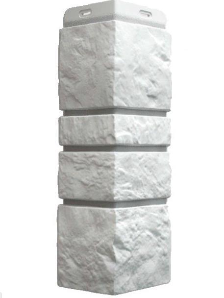 Угол Наружный BURG Дёке Платиновый 445х195х148 мм