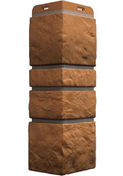 Угол Наружный BURG Дёке Кукурузный  445х195х148 мм