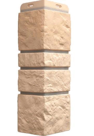 Угол Наружный BURG Дёке Пшеничный 445х195х148 мм