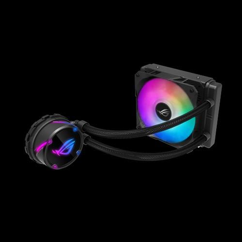 Водяное охлаждение  ASUS ROG STRIX LC 120 RGB