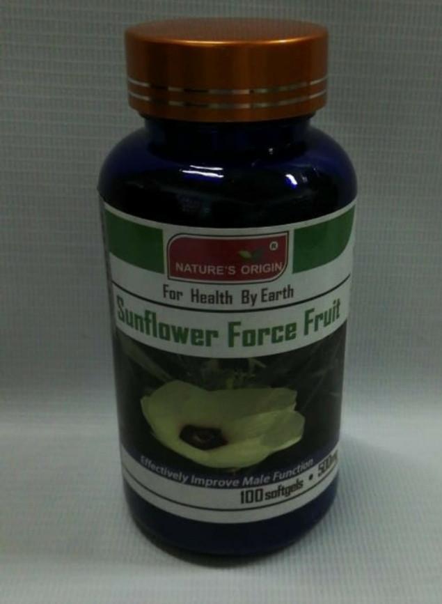 Капсулы Семена подсолнечника - Sunflower Force Fruit