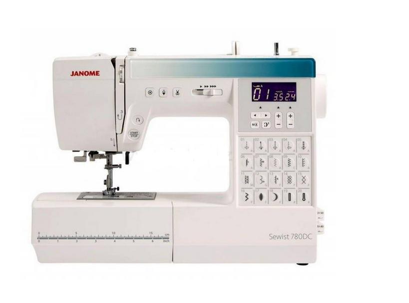 Швейная машина Janome SEWIST 780D