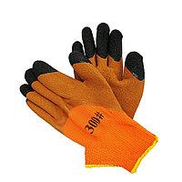 Перчатки обливная ладонь из латекса синтетика #300