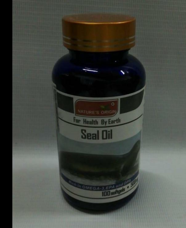 Капсулы Омега 3 ( Тюлень ) - Seel Oil