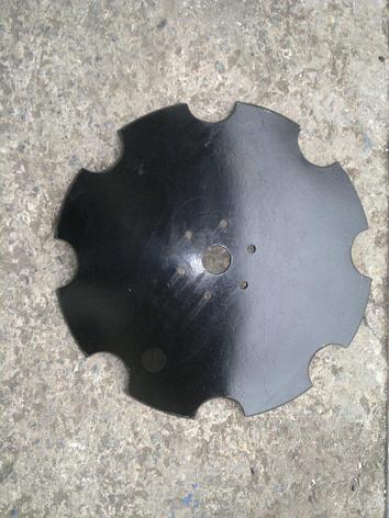 Диск  БДМ ромашка,560мм 6мм, фото 2