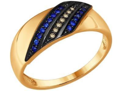 Золотое кольцо SOKOLOV 2011060_18