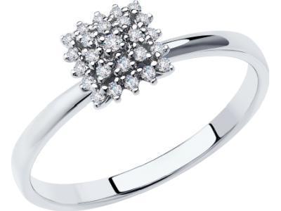 Золотое кольцо SOKOLOV 1012016_16