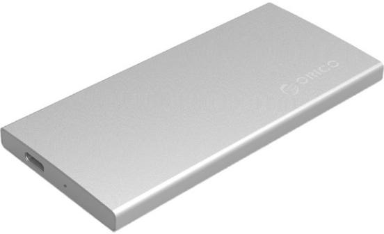 Внешний корпус SSD M.2 ORICO DM2-RC3-SV 2xSSD